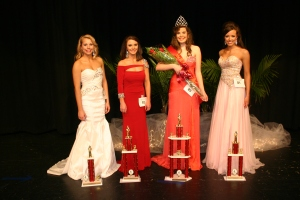 2013 SCPF Miss Winners
